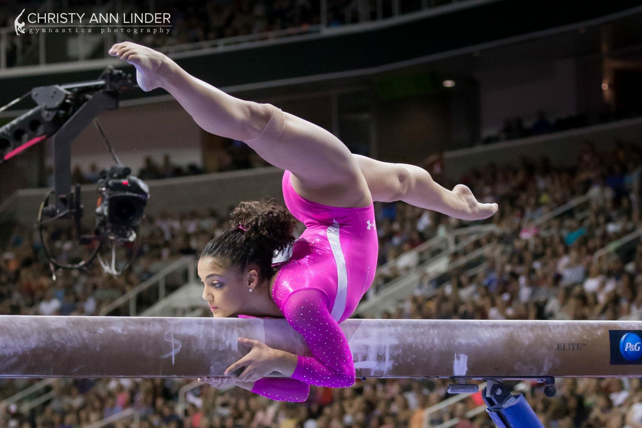 joga gymnastics meet schedule 2017
